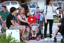 Andria – Quartiere SS. Trinità: inaugurata ieri la nuova piazza – IL VIDEO