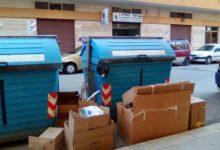 """Trani – I commercianti di """"Pozzopiano"""" assediati dai rifiuti"""