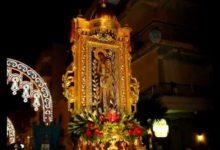 Margherita di Savoia – Solenni festeggiamenti in onore del Santissimo Salvatore