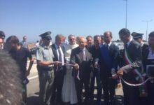Inaugurata la strada provinciale Andria-Trani. Immagini e Foto