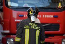 A San Ferdinando il distaccamento dei vigili del fuoco. Il commento di Mennea