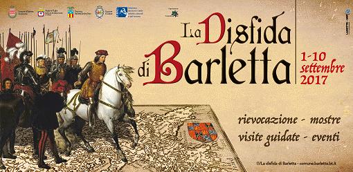 Barletta – 516° anniversario della Disfida, il programma del 13 febbraio