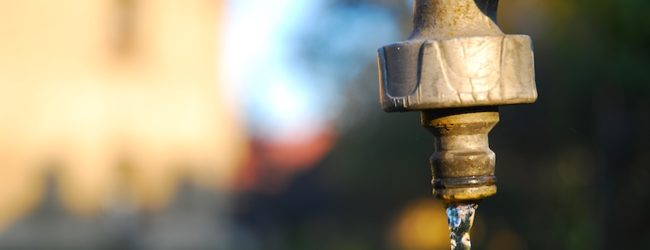 Margherita di Savoia – Servizio di erogazione idrica interrotto dal 11 al 12 settembre