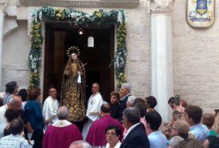 Bisceglie – Festeggiamenti in onore della Madonna Addolorata