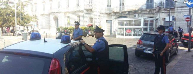 """Andria – I carabinieri arrestano siciliano in trasferta per la """"truffa dello specchietto"""""""