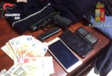 Andria – Arrestati rapinatori e sequestrata arma. IL VIDEO