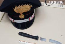Corato – Carabinieri: accoltella madre e sorella. Un arresto