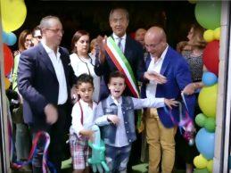 """Andria – Inaugurato l'asilo """"Piccoli gnomi"""""""