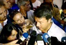 VIDEO. Trani – L'intervista al segretario nazionale PD, Matteo Renzi
