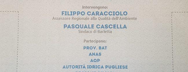 Barletta; un  incontro su: Canale H, D e Ciappetta Camaggio
