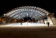 Andria – Inaugurata ieri la pista di pattinaggio