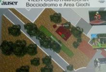 Trani – Auser: raccolta fondi per costruire un campo di bocce circondato da giostrine