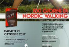 """A Barletta """"100 giorni di Nordic Walking"""""""