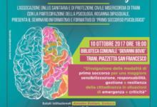 Trani – Giornata nazionale della psicologia: organizzato un convegno in biblioteca