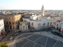 """Andria – Giorgino: """"Centro storico candidato in ambito di ri_generazione urbana sostenibile"""""""