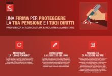 San Ferdinando di Puglia – Flai Cgil in piazza per raccolta firme contro la Legge Fornero