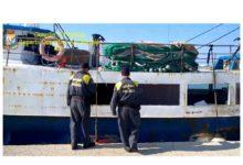 Bisceglie – Finanza: sequestrati 112 kg droga e peschereccio. 5 arresti