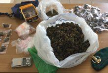 Molfetta – Finanza: arrestato spacciatore con mezzo chilo di marijuana
