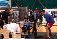 Trani – Campionato Italiano Powerlifling: video e foto