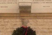 """A Barletta restaurato il busto del """"rivoluzionario"""" Cafiero"""