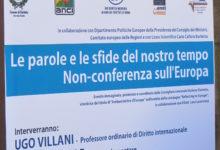 """Video. A Barletta """"Reflecting on Europe"""" una non conferenza sull'Europa"""