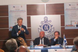 """Video. A Barletta si è discusso della """"Riforma portualità pugliese e opportunità per le ZES"""