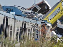 Scontro treni: denunciati 2 dirigenti e rappresentante legale Ferrotramviaria
