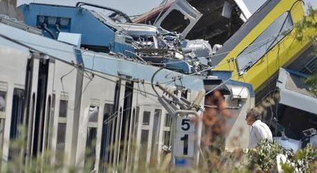 Scontro treni: il 16 luglio l'udienza preliminare