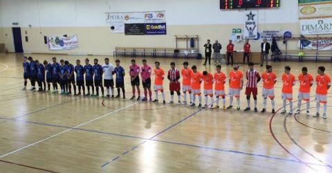 Futsal Bisceglie: Under, 6 super! Netta vittoria ad Altamura