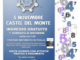 Arte e Matematica a Castel del Monte