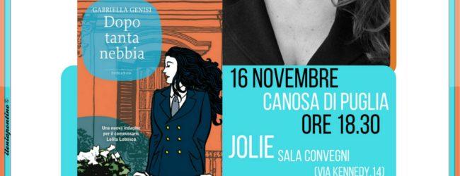 Canosa di Puglia – Gabriella Genisi presenta il suo nuovo noir prossimamente in tv