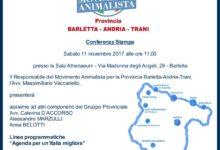 """A colloquio con l'avvocato Vaccariello del """"Movimento Animalista Bat"""""""