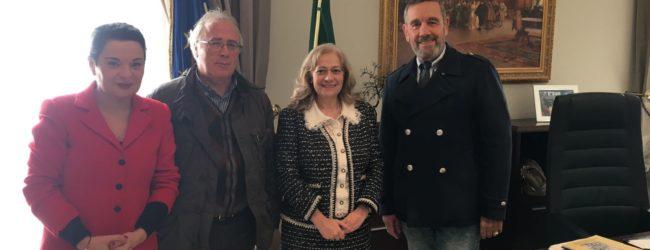 Barletta – Il nuovo Prefetto incontra Cgil, Cisl e Uil Bat