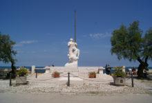 Trani – Monumento ai caduti: dov'e' la vittoria?