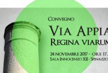 """Spinazzola – Convegno """"Via Appia-Regina Viarum"""""""