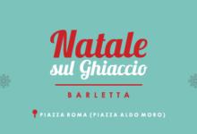"""Barletta – """"Natale sul ghiaccio"""" pattinaggio in pieno centro"""