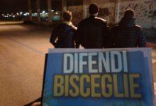 A Barletta e Bisceglie volantinaggio notturno per Forza Nuova: Marciamo ancora contro il degrado!