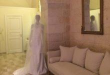 """Trani – Nasce """"Bucaneve"""", l'atelier di alta moda sposa, cerimonia e bambino"""