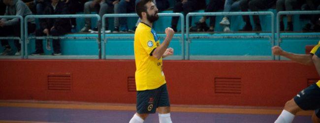 Futsal Bisceglie – Eliminato il Sammichele in Coppa della Divisione
