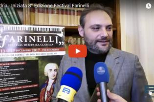 Andria – Festival di Musica Classica Farinelli: partita ieri l'ottava edizione. IL VIDEO