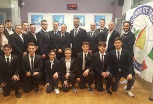Andria – Presentazione prima tappa per campionati italiani di taekwondo