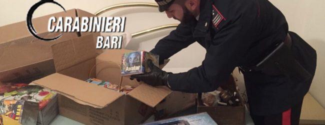 BAT-BA: Carabinieri sequestrano botti illegali. VIDEO