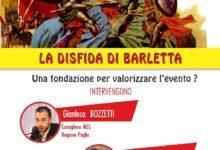 """Barletta –  MS5: """"Una fondazione per rilanciare la Disfida?"""""""