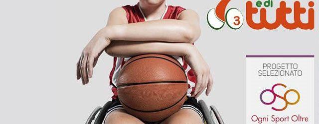 """Andria – """"Lo sport è di tutti"""": normodotati e disabili senza differenze"""