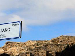 Barletta – Intitolato a Sabino Castellano il piazzale antistante l'Antiquarium di Canne