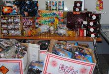Barletta – Contrasto al commercio abusivo materiale pirotecnico: arrestato 29enne