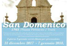 Trani – La chiesa di San Domenico chiude,  in programma visite straordinarie