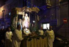Trani – Domenica processione in onore della Santa Famiglia