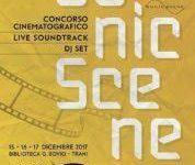 """Trani – Dal 15 dicembre Festival Internazionale del Cinema Musicale """"Sonic Scene"""""""
