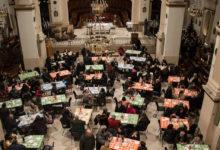 """""""La tavola della speranza"""": a Corato, Barletta e Trani cena della solidarietà"""